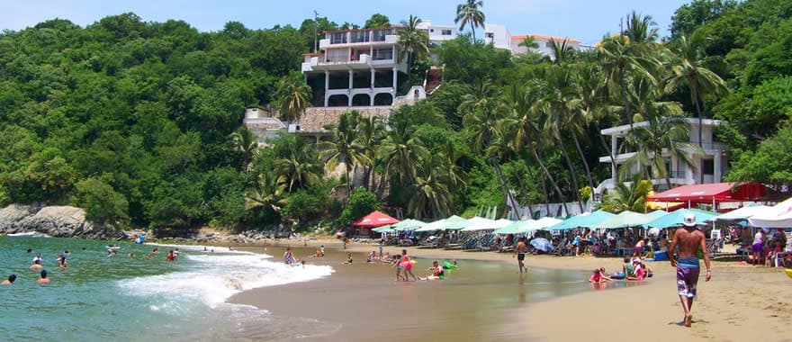 Playas de Manzanillo