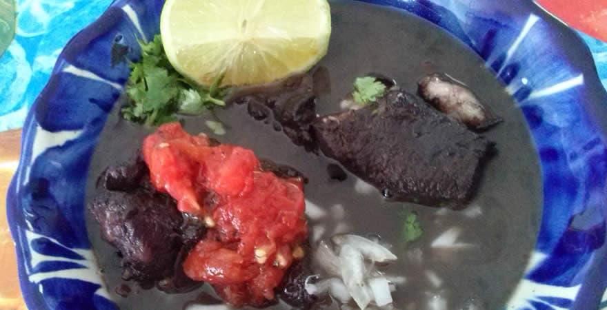 Bean with Pork, Yucatecan Food
