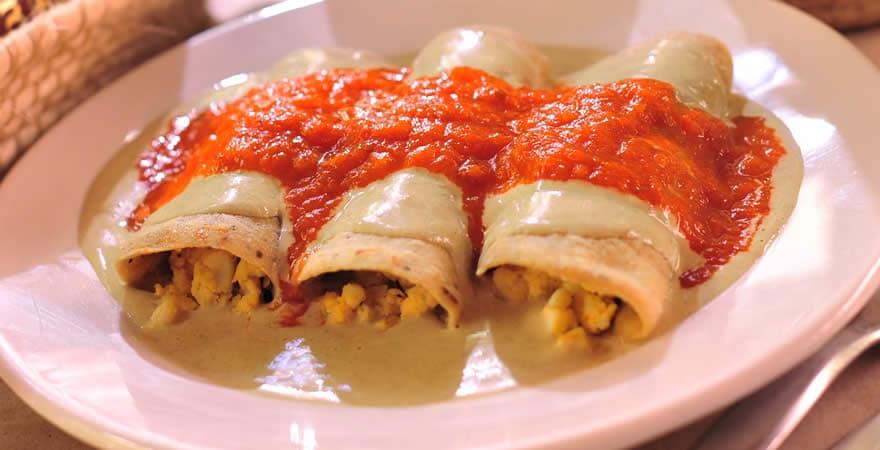 Papadzules, Yucatecan Food